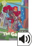 Oxford Read And Imagine Level 3 The Game Audio Pack