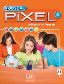 Nouveau Pixel 1 - Niveau A1 - Livre + DVD