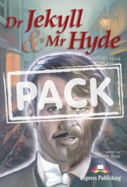 Dr. Jekyll & Mr Hyde Set (with Activity & Cd)