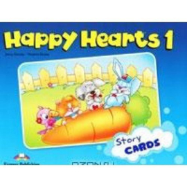 Happy Hearts 1 Story Cards (international)