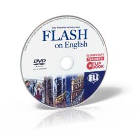 Flash On English Elementary - Class Digital Book - Dvd