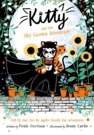 Kitty and the Sky Garden Adventure (Paula Harrison, Jenny Løvlie)