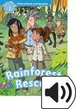 Oxford Read And Imagine Level 1 Rainforest Rescue Audio Pack