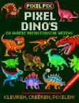 Pixel dino's (Barry Green) (Paperback / softback)