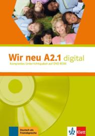 Wir neu A2.1 digital DVD-ROM