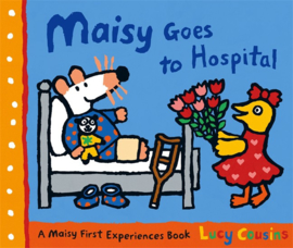 Maisy Goes To Hospital (Lucy Cousins)