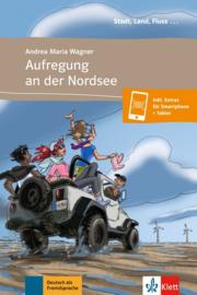 Aufregung an der Nordsee Buch + online