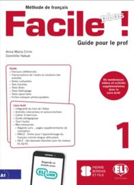 Facile Plus 1 - Teachers Guide + 2 Audio CDs