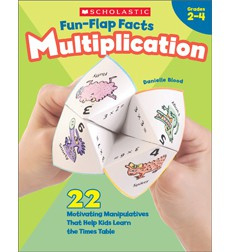 Fun-Flap Facts: Multiplication