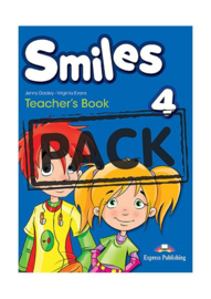 Smiles 4 Teacher's Pack (international)