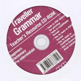 Traveller Grammar Teacher's Resource Pack Cd Rom (beg/elem/pre)