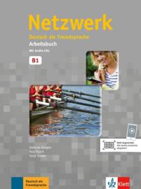 Netzwerk B1 Werkboek met 2 Audio-CDs