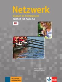 Netzwerk B1 Testheft mit Audio-CD