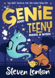 Genie and Teeny: Make a Wish : Book 1