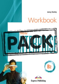 New Enterprise B2 - Workbook (with Digibooks App)