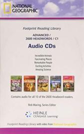 Footprint Reading Library 2600 - Audio Cd (x1)