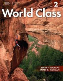 World Class 2 Student Book + Cd-rom