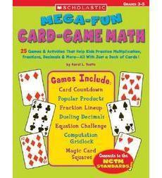 Mega-Fun Card-Game Math