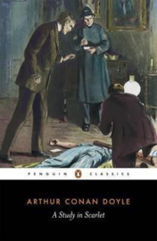 A Study In Scarlet (Arthur Conan Doyle)
