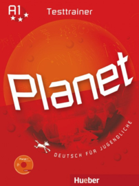 Planet 1 Testtrainer met Audio-CD