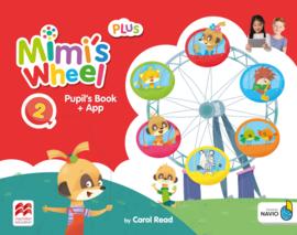 Mimi's Wheel Level 2 Pupil's Book Plus with Navio App
