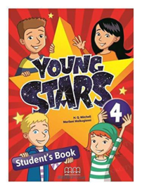 Young Stars 4 Students Book