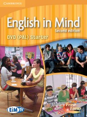 English in Mind Second edition StarterLevel DVD (PAL)