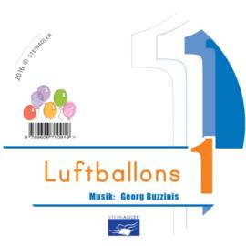 LUFTBALLONS 1 CD