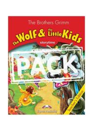 The Wolf & The Little Kids Teacher's Book With Cross-platform Application