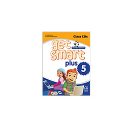 Get Smart Plus 5 Class Cd British Edition