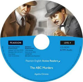 The ABC Murders Book and Multi-ROM Pack