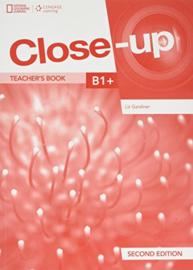 Close-up Second Ed B1+ Teacher's Book + Online Teacher Zone