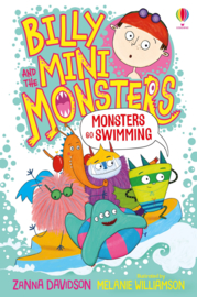 Billy and the Mini Monsters - Monsters go swimming