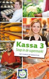 Kassa 3, soap in de supermarkt