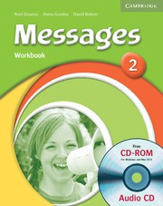 Messages Level2 Workbook with Audio CD/CD-ROM