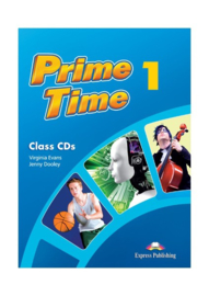 Prime Time 1 Class Cd's (set Of 4) International
