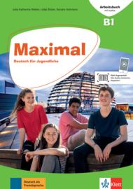 Maximal B1 Arbeitsbuch mit Audios