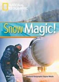 Footprint Reading Library 800: Snow Magic! Book With Multi-rom (x1)
