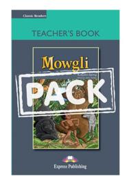 Mowgli Teacher's Book With Board Game