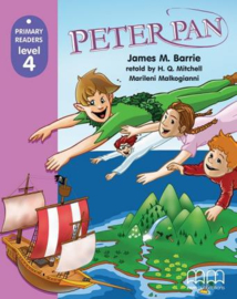 Peter Pan Student's Book (without Cd-rom)
