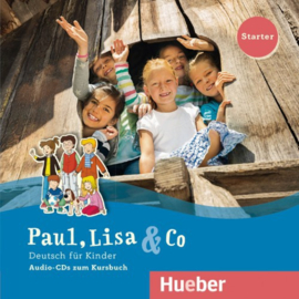 Paul Lisa & Co Starter 2 Audio-CDs