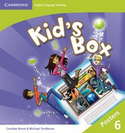 Kid's Box Updated Second edition Level6 Posters (8)