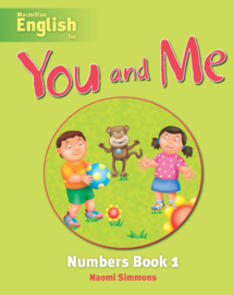 You and Me Level 1 Number Book