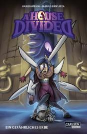 A House Divided 1: Ein gefährliches Erbe