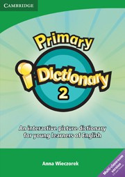 Primary i-Dictionary Level2 Movers DVD-ROM (Up to 10 classrooms)