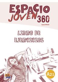 Espacio Joven 360º - Libro de ejercicios. Nivel A2.1