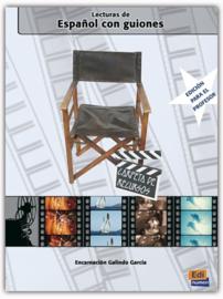 Español con guiones. Carpeta de recursos+2 CD
