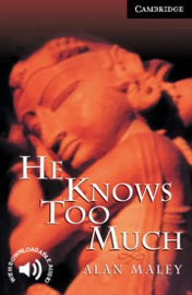He Knows Too Much: Paperback