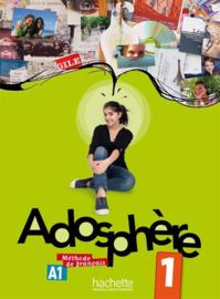 Adosphère 1 - Méthode de français A1