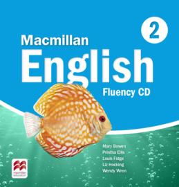 Macmillan English Level 2 Fluency Book Audio CD